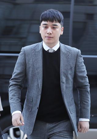 ▲BIGBANG前成員勝利追加2罪名。(圖/達志影像)