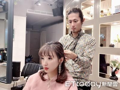 新春開運造型大公開 髮型師教你用韓式髮夾快速變換髮型