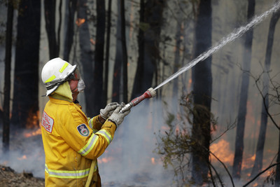 澳洲大火碳排達9億噸 超過全球飛機整年合計