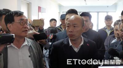 1.6億選舉補助款 韓國瑜:我個人不能領啊!