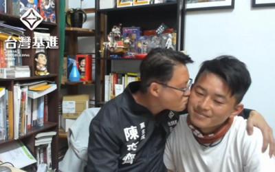 基進黨主席直播嗆時力支持者:腦容量不高
