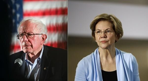 民主黨辯論前夕 桑德斯被爆曾對華倫說「女人無法獲勝」