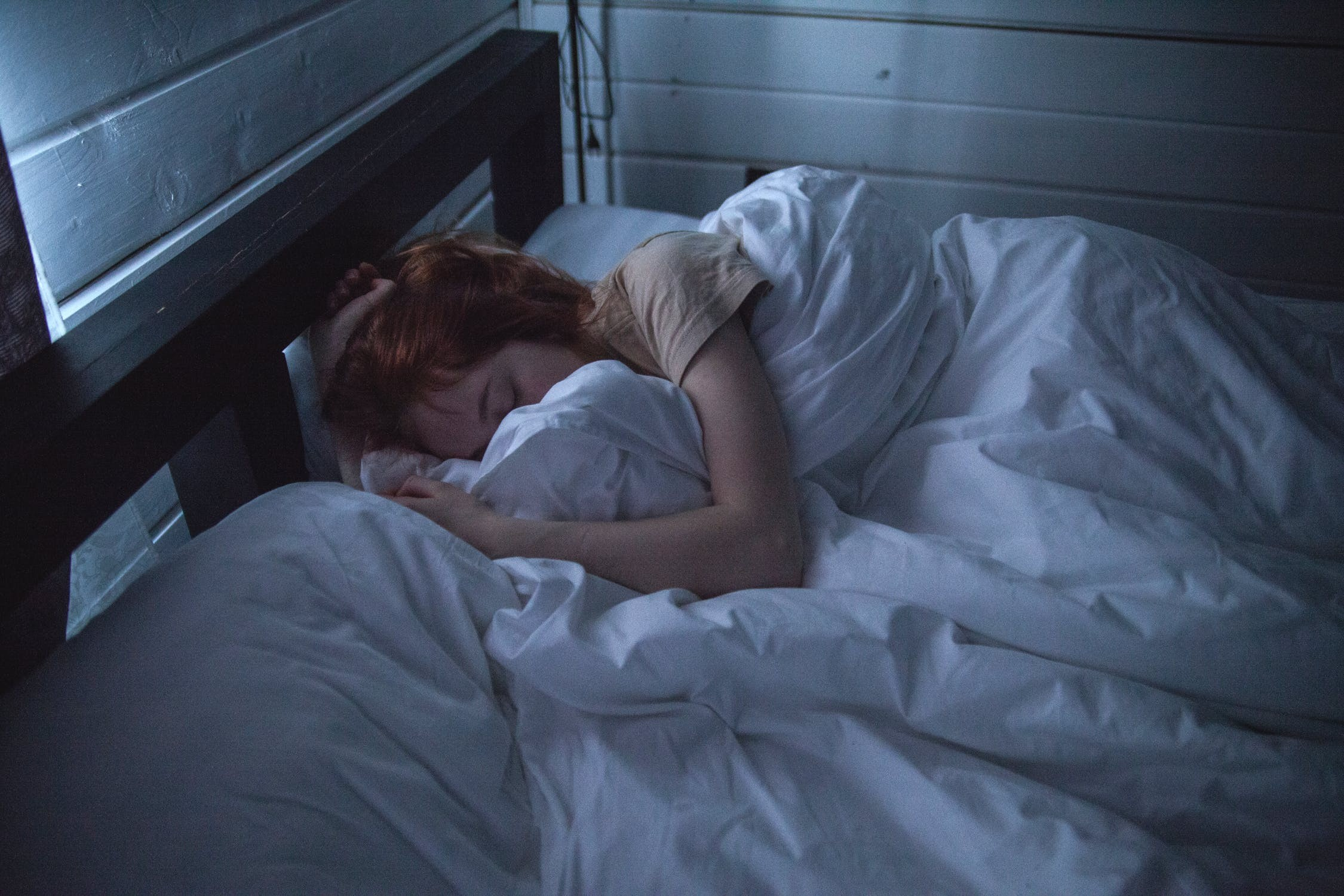 ▲睡覺(示意圖/取自免費圖庫Pexels)