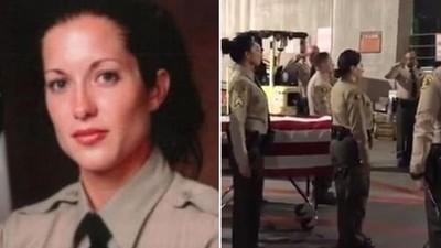 攙扶老人過馬路「下秒被高速撞死」 女警下班仍為民服務 同事列隊痛哭
