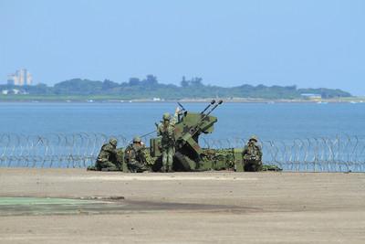 強化外島防禦 陸軍採購近程自動化武器