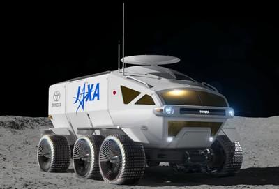 普利司通推免充氣式輪胎登陸月球