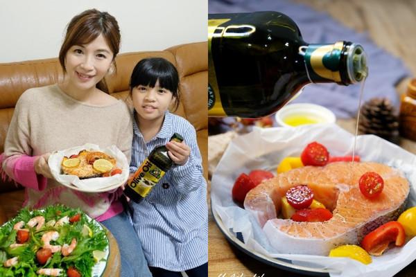 ▲▼得意的一天,橄欖油,過年,義大利經典橄欖油禮,可藍,Yuki。(圖/截自yuki life fb)