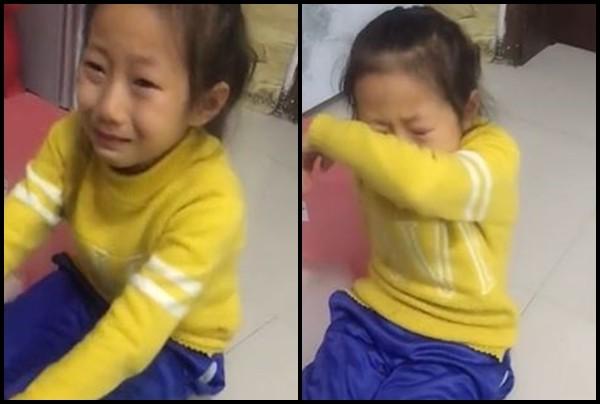 作文題目「我的繽紛世界」 9歲女孩寫不出大哭:天天都學習哪繽紛?網秒鼻酸