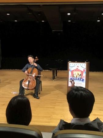 張正傑親子音樂會「弦樂嘉年華」 2月22日熱鬧登場