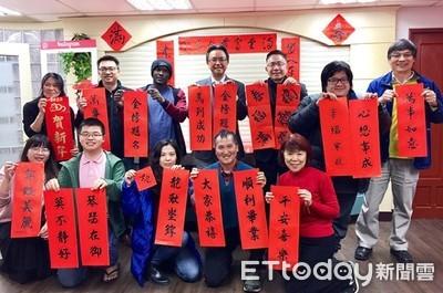 中大境外生體驗台灣農曆年 感受濃濃人情味