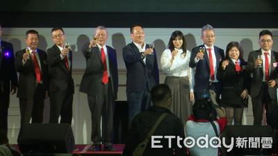 東屋尾牙人人有獎 總裁王令麟再加碼百萬東森幣