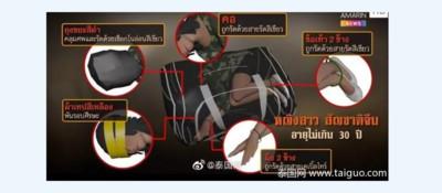 台男殺害陸妻「棄屍泰國海邊」