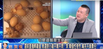 李正皓指「韓國瑜小雞」還養在黨部