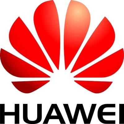 中國大陸電信商華為logo。(圖/取自華為官網)
