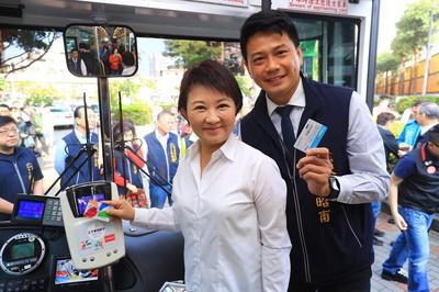 台中雙十公車初一上路 通勤族月省2千2