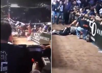 摔角手拉帕卡「自殺飛撲」失誤去世