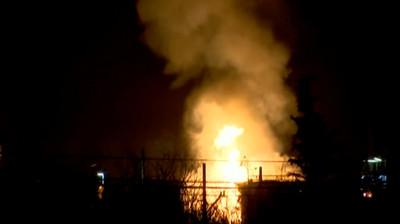 西班牙化工廠大爆炸 至少1死8傷
