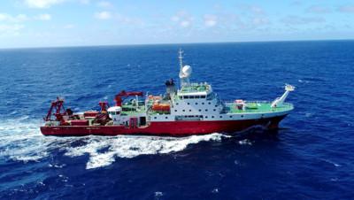 日本商討「領海排除中國調查船」