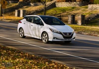 美規 2020 Nissan Leaf 登場