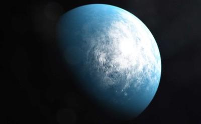 100光年外宜居星 一面永遠白天