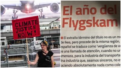 瑞典人不敢坐飛機?高碳排放量「搭機很羞愧」 風氣帶動航空業生意差