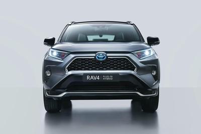 豐田RAV4 PHEV歐洲即將開賣