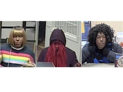 銀行搶匪頂「超拙假髮」FBI追緝中