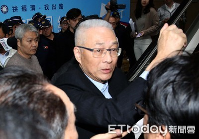 沈富雄:我將全力幫助國民黨起死回生