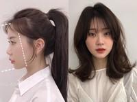 頭髮太整齊反而顯臉大?剪出周邊小碎髮,直接修飾成完美V型臉