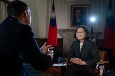 蔡英文稱「中華民國台灣」 國台辦:把台灣帶向危險