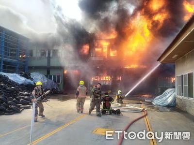 消防局:不論工廠、居家皆應落實防火