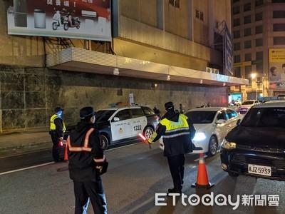 南警擴大取締「酒駕」交通大執法