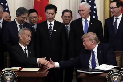 中美簽協議 BBC:台灣不受影響