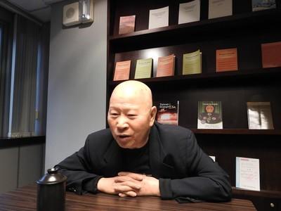 許信良:希望尊重中華民國存在的歷史事實