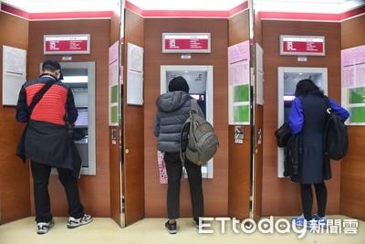 確保春節ATM提款、轉帳順暢 銀行留存跨行清算資金提高