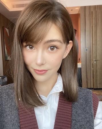 ▲昆凌變短髮。(圖/翻攝自昆凌Instagram)