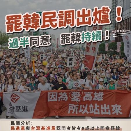 「罷免韓國瑜」的圖片搜尋結果