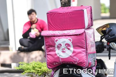 外送員抗議新制 熊貓3聲明回應