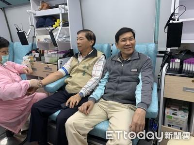 119熱血消防人響應捐血