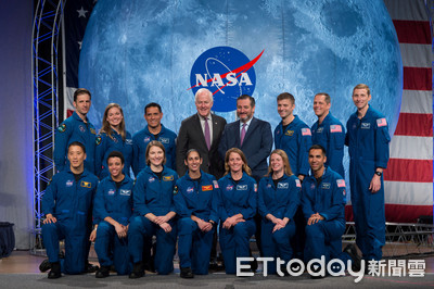 NASA選出史上首位韓裔太空人