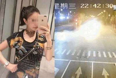 23歲富家女酒駕瑪莎拉蒂!撞飛BMW害2死