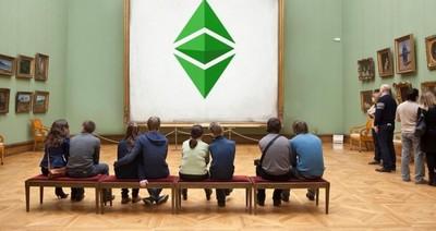 「區塊鏈」正式進入藝術市場!