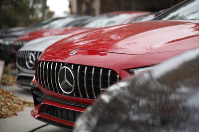 亞洲人特「瘋」三芒星休旅 賓士2019年全球熱賣近234萬輛新車