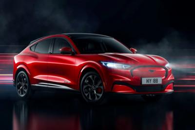 福特「新電動車」與Mach-E共用鋰電池 產量越大才能賺越多