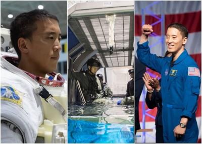 NASA史上首位韓裔太空人 金強尼擁超狂外掛人生