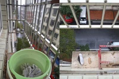 踩防盜窗上大掃除!37歲女5樓墜下慘死