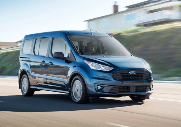 ▲2019 Ford Transit Connect。(圖/翻攝自Ford)