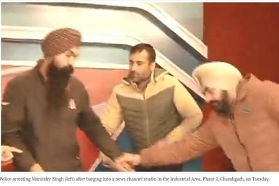印度男上節目爆割喉殺女友 秒被逮捕
