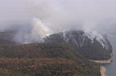 澳洲大火肆虐 世界遺產損失慘重