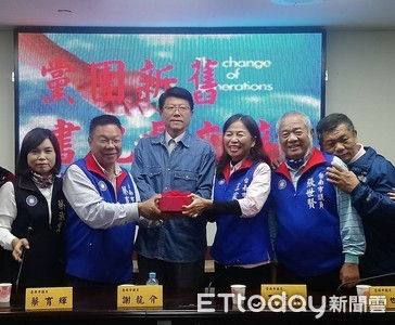 王家貞接台南市議會國民黨團書記長